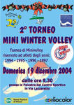 2° Torneo Mini Winter Volley